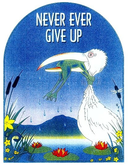 NeverEverGiveUp